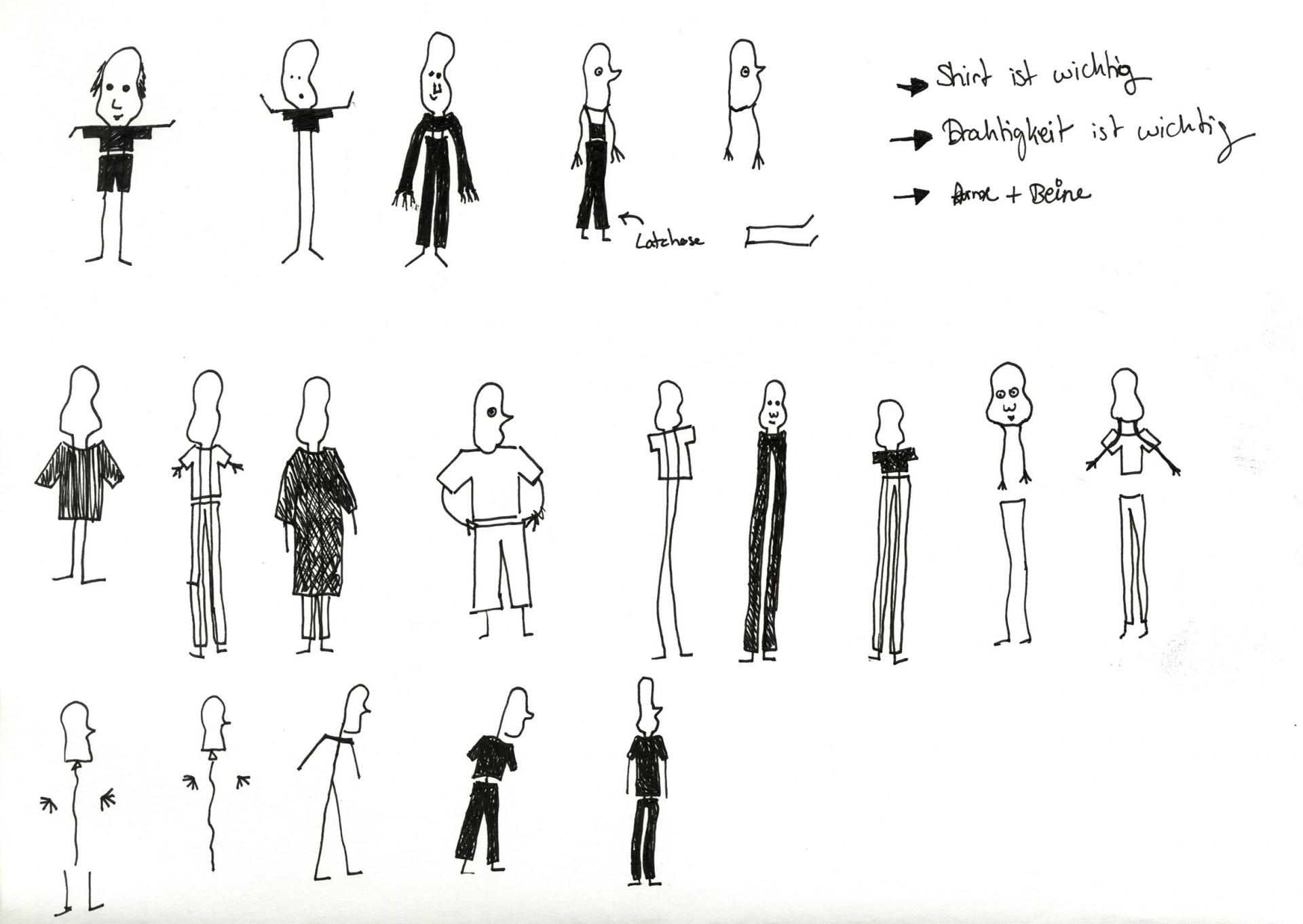 Bachelor Dokumentation Entwicklung der Story und Design