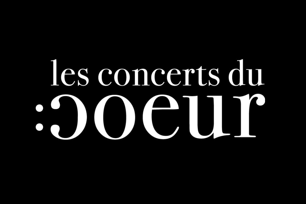 Malaïka Schürch Les Concerts du Coeur — corporate design