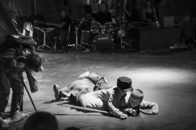 Malaïka Schürch UHURU Festival — Photographie